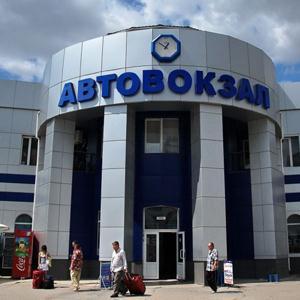 Автовокзалы Медведево