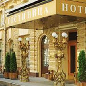 Гостиницы Медведево