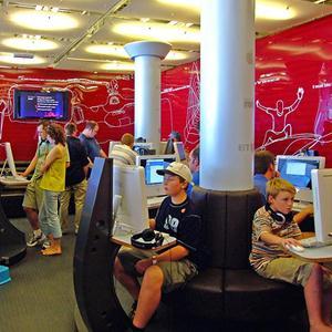 Интернет-кафе Медведево