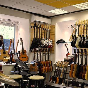 Музыкальные магазины Медведево