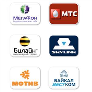 Операторы сотовой связи Медведево