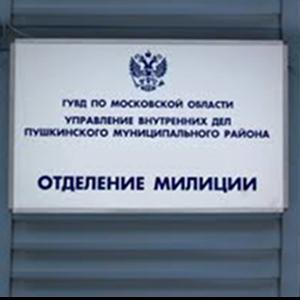 Отделения полиции Медведево