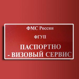 Паспортно-визовые службы Медведево