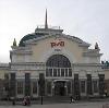 Железнодорожные вокзалы в Медведево