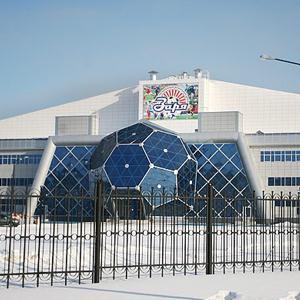 Спортивные комплексы Медведево