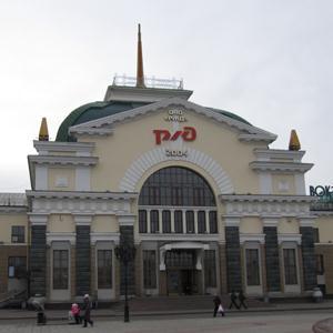 Железнодорожные вокзалы Медведево